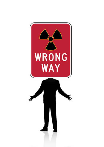 Warning, wrong way to earn extra money online